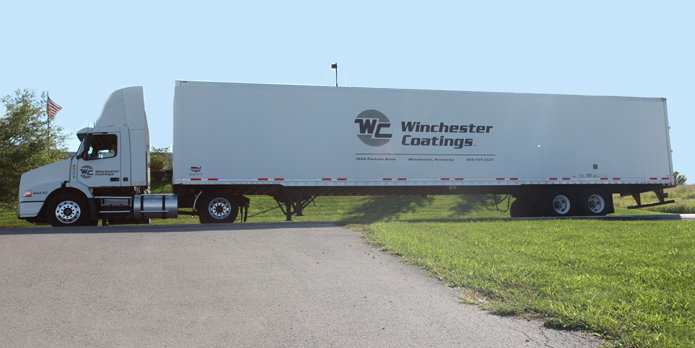 WCI has a wide range of vehicle to deliver your product